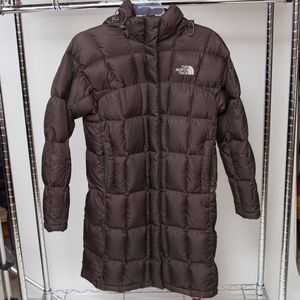 The North Face Quilted Down Parka 600 Down Size XS